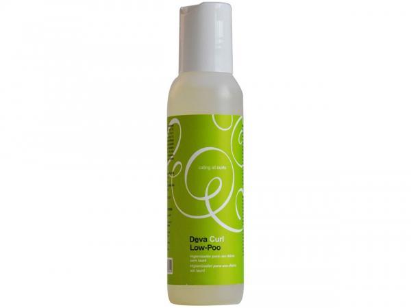 Shampoo Low-Poo 120ml - Deva Curl