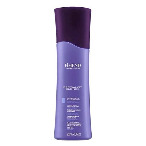 Shampoo Matizador Amend Specialist Blond 250ml