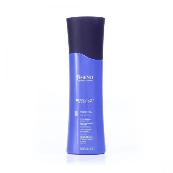 Shampoo Matizador Amend Specialist Blonde 250ml
