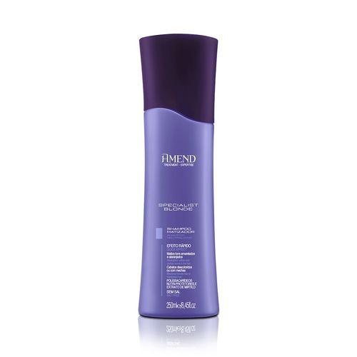 Shampoo Matizador Specialist Blonde Amend - 250ml