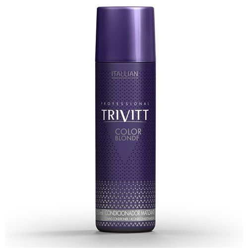 Shampoo Matizante Itallian Trivitt Color Blonde 300ml