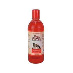 Shampoo Morango Pet Family 500 Ml