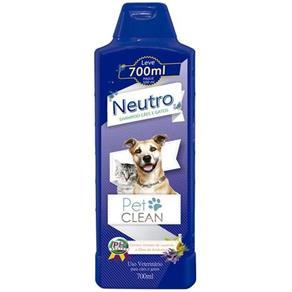 Shampoo Neutro para Cães e Gatos
