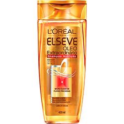 Shampoo Nutrição Elseve Óleo Extraordinário 400ml