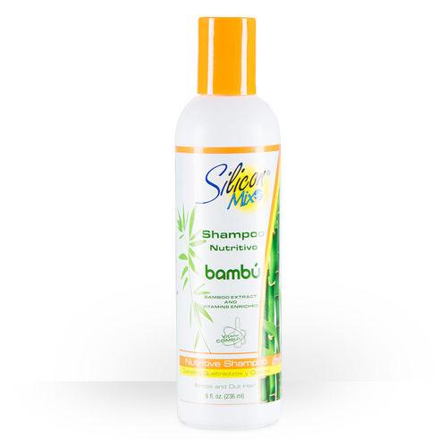 Shampoo Nutritivo Bambu Silicon Mix 236ml