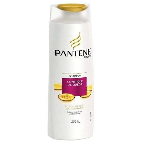 Shampoo Pantene 175Ml Controle de Queda