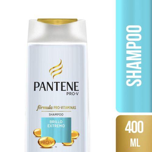 Tudo sobre 'Shampoo Pantene Brilho Extremo 400ml'