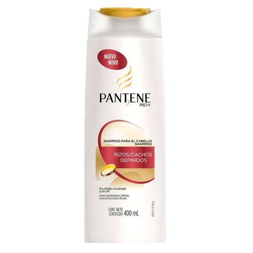 Shampoo Pantene Cachos Definido - 400ml