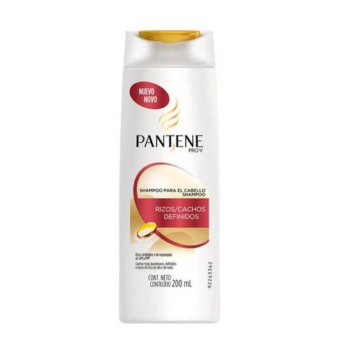 Shampoo Pantene Cachos Definidos 200 Ml