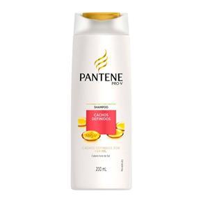 Shampoo Pantene Cachos Definidos - 200ml - 200ml