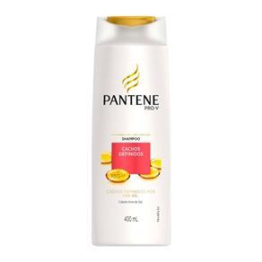 Shampoo Pantene Cachos Definidos - 200ml - 400ml