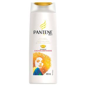 Shampoo Pantene Cachos Definidos - 400 Ml