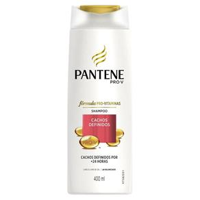 Shampoo Pantene Cachos Definidos - 400ml
