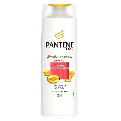Shampoo Pantene Cachos Hidra-vitaminados 175 Ml