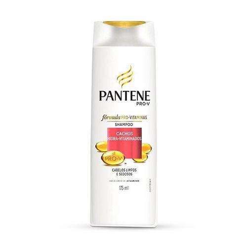 Shampoo Pantene Cachos Hidra-vitaminados 175mL