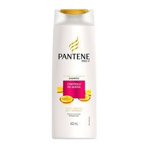 Shampoo Pantene Controle de Queda - 200ml - 400ml