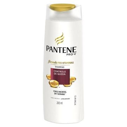 Shampoo Pantene Controle de Queda 200ml
