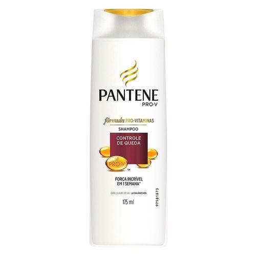 Shampoo Pantene Controle de Queda 175ml