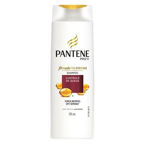 Shampoo Pantene Controle de Queda - 175ml