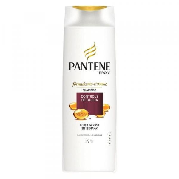 Tudo sobre 'Shampoo Pantene Controle de Queda 175ml'