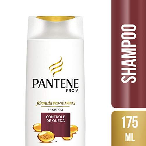 Shampoo Pantene Controle de Queda, 175ml