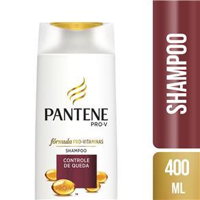 Shampoo Pantene Controle de Queda - 400 Ml