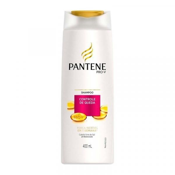 Shampoo Pantene Controle de Queda 400ml