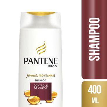 Shampoo Pantene Controle de Queda SH PANTENE CONT QUEDA 400ML