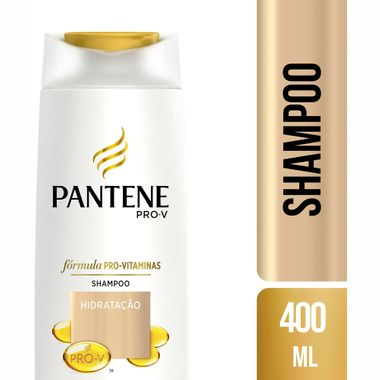 Shampoo Pantene Reparação Intensa 400ml