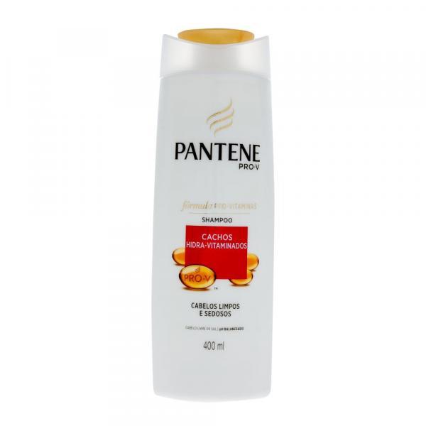Kit com 6 Shampoo Pantene Cachos Definidos 400ml - Z_empório Veredas