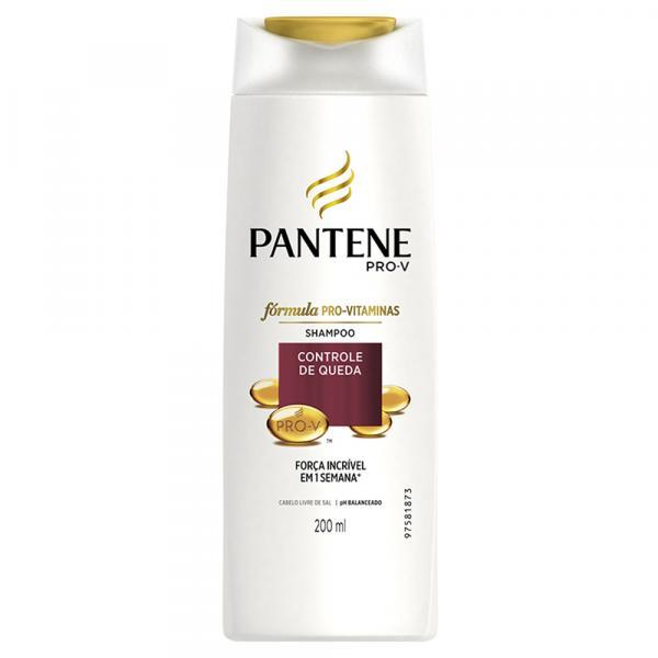 Shampoo Pantene Pro-V Controle de Queda 200ML
