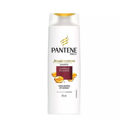 Shampoo Pantene Pro-V Controle de Queda - 175ml