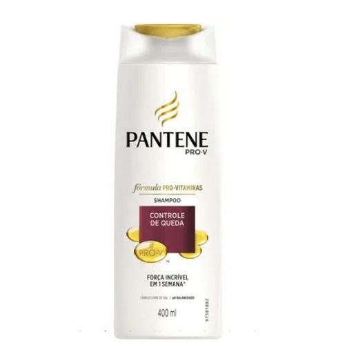 Shampoo Pantene Pro-v Controle de Queda 400 Ml