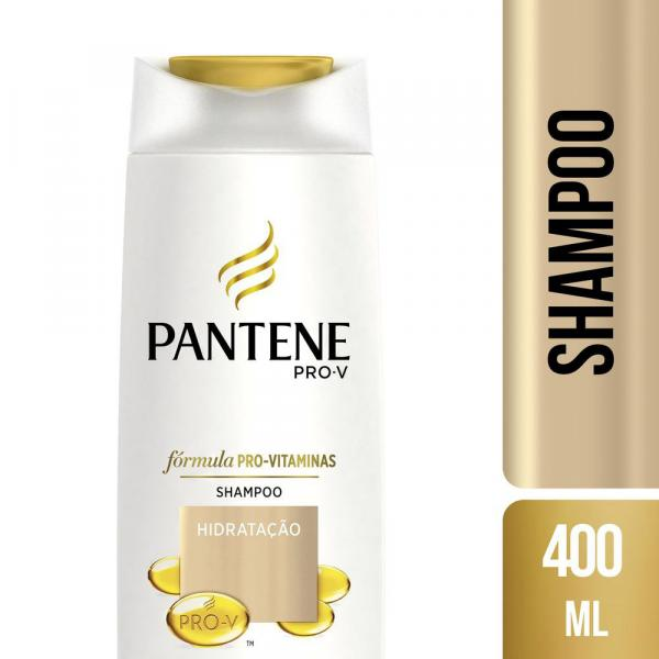 Shampoo Pantene Pro-V Hidratação 400ML