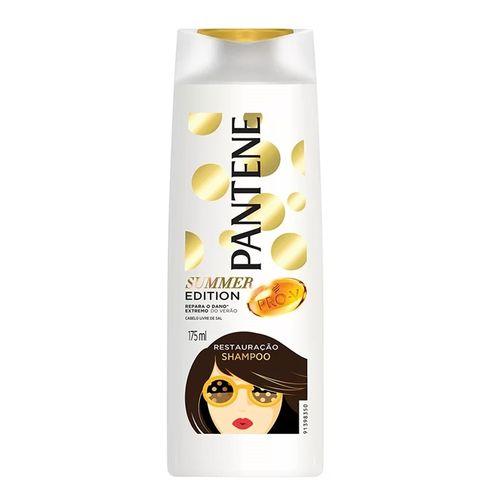 Shampoo Pantene Restauração Summer Edition - 175ml