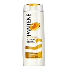Shampoo Pantene Summer Reparação 400ml
