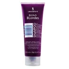 Shampoo para Cabelos Loiros Bleach Blonde 250ml
