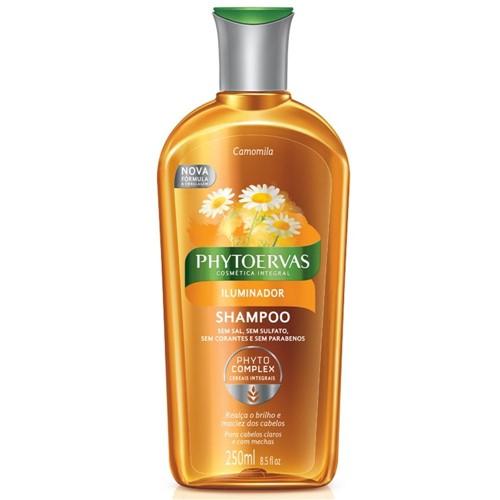 Shampoo Phytoervas Complex Iluminador