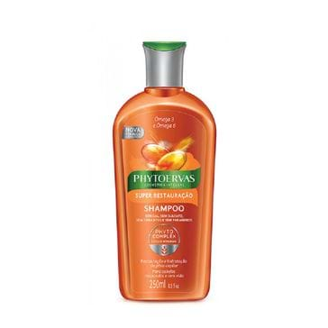 Shampoo Phytoervas Super Restauração 250ml