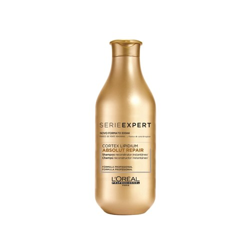 Shampoo Reconstrutor L'oréal Absolut Repair Cortex Lipidium 300Ml