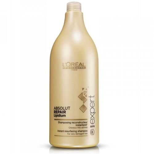 Shampoo Reconstrutor L'oréal Absolut Repair Cortex Lipidium 1500Ml