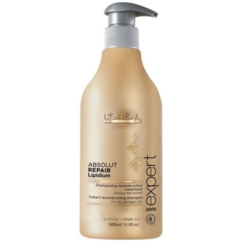 Shampoo Reconstrutor L'oréal Absolut Repair Cortex Lipidium 500Ml
