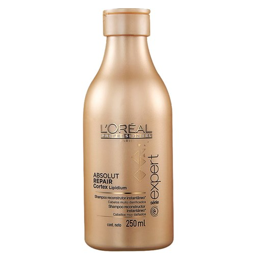 Shampoo Reconstrutor L'oréal Absolut Repair Cortex Lipidium 250Ml