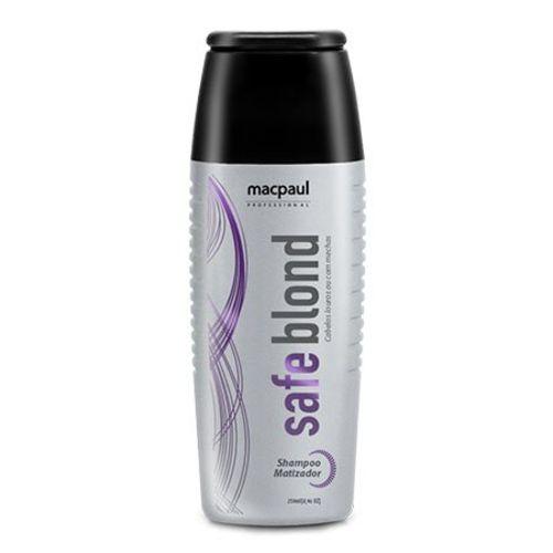Shampoo Safe Blond 250 Ml