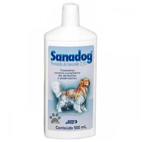 Shampoo Sanadog 500 Ml