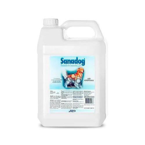 Shampoo Sanadog