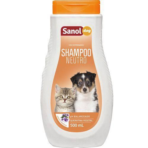 Tudo sobre 'Shampoo Sanol Dog'