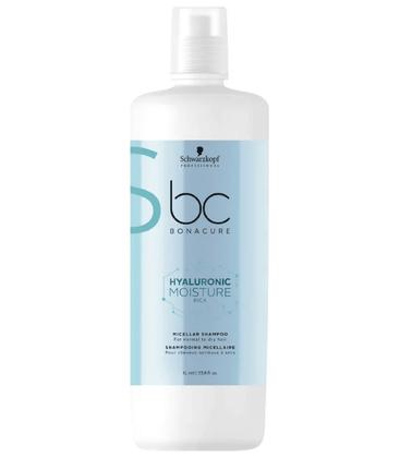 Shampoo Schwarzkopf BC Bonacure Hyaluronic Moisture Kick 1000ml