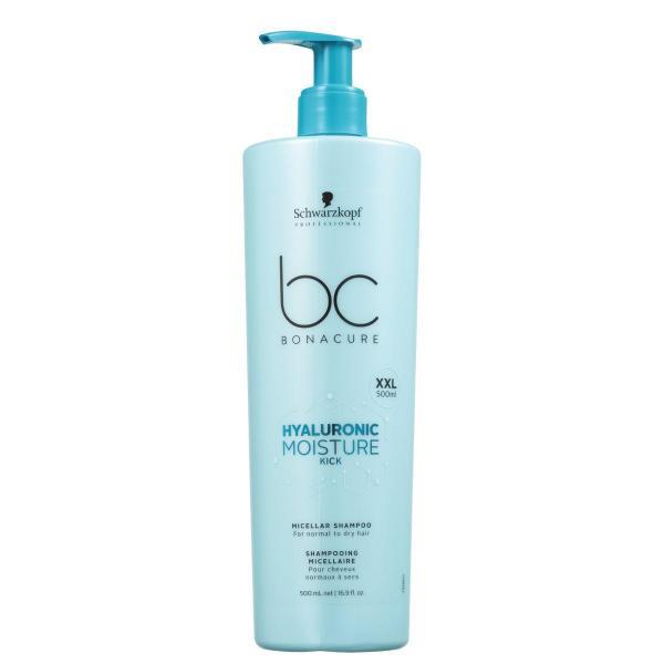 Shampoo Schwarzkopf BC Bonacure Hyaluronic Moisture Kick 500ml