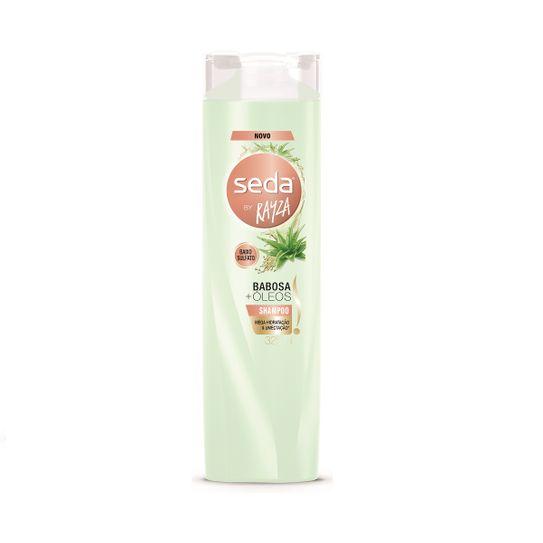 Tudo sobre 'Shampoo Seda Babosa Oleos 325 Ml'